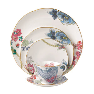 Wedgwood Butterfly Bloom 5-Piece Place Setting