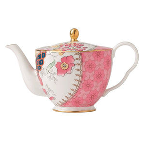 Wedgwood Butterfly Bloom 12.5oz Teapot