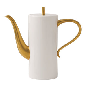 Wedgwood Pure Gold Coffee Pot