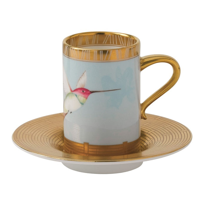 Wedgwood Orchid Espresso Saucer