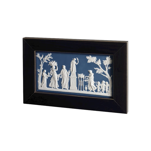 Wedgwood Jasperware Offering To Peace Plaque