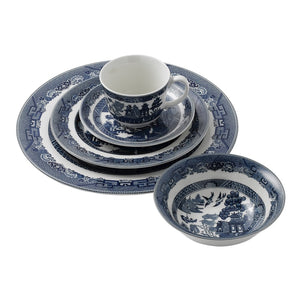Wedgwood Willow Blue 5-Piece Place Setting