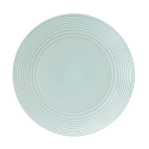 Gordon Ramsay by Royal Doulton Maze Blue Dinner Plate