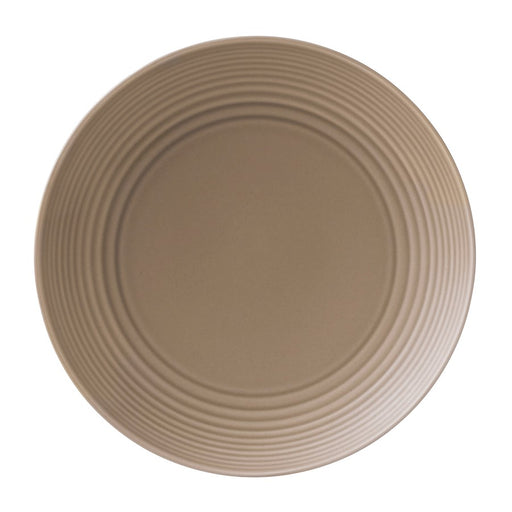 Gordon Ramsay by Royal Doulton Maze Taupe Salad Plate