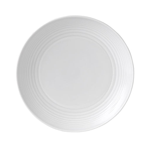 Gordon Ramsay by Royal Doulton Maze White Salad Plate