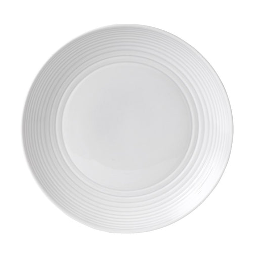 Gordon Ramsay by Royal Doulton Maze White Dinner Plate