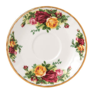 Royal Albert Old Country Roses After Dinner Saucer