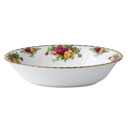 Royal Albert Old Country Roses Open Vegetable Bowl