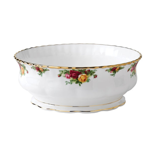 Royal Albert Old Country Roses Round Serving Bowl
