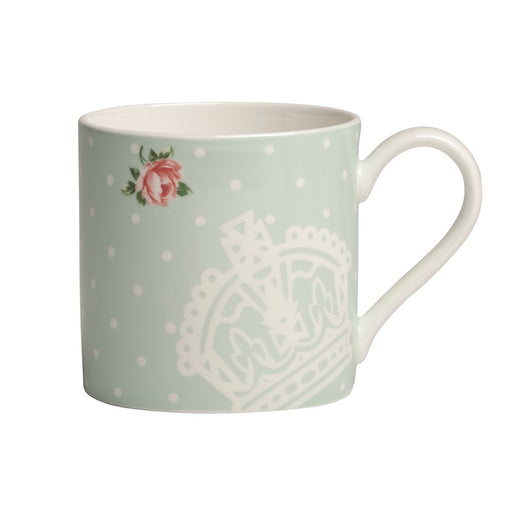 Royal Albert Polka Rose Modern Mug