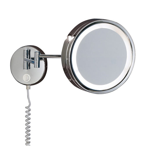 Arnsberg H2O LED Bathroom Mirror Light, Chrome