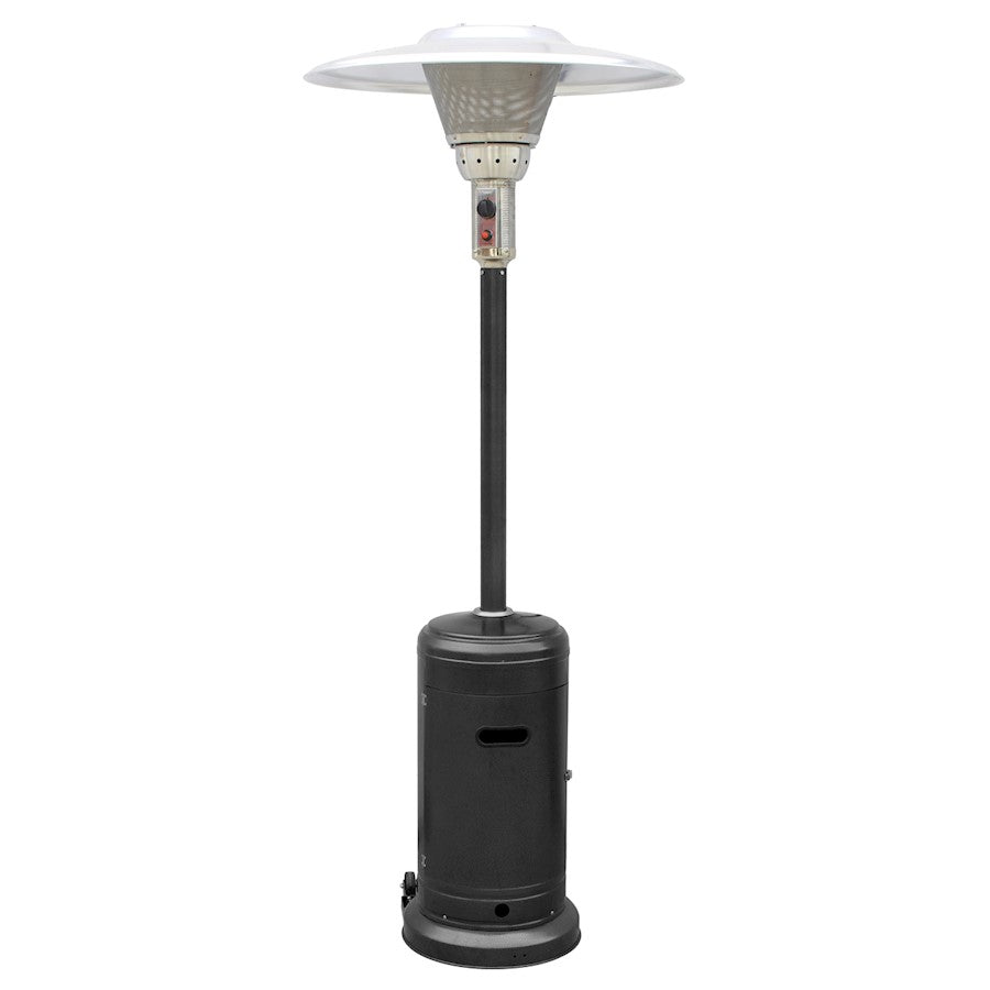 AZ Patio Heaters Commerical Patio Heater, Black - GS-2400-BLK