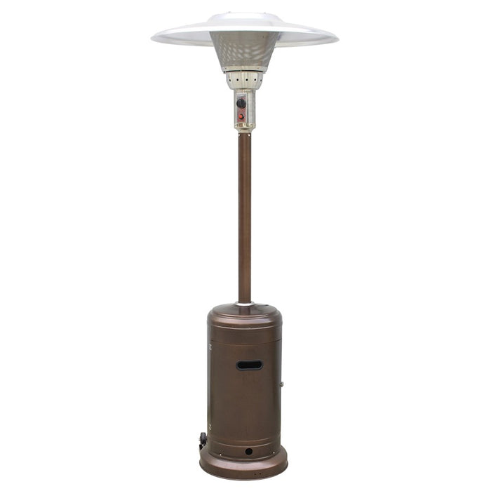 AZ Patio Heaters Commerical Patio Heater, Bronze - GS-2400-BRZ
