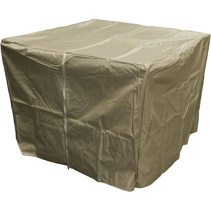 AZ Patio Heaters Square Fire Pit Cover - GSF-PCHDCV