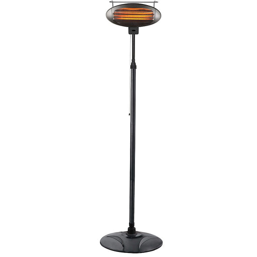 AZ Patio Heaters Promotional Electric Heater - HIL-1500DI