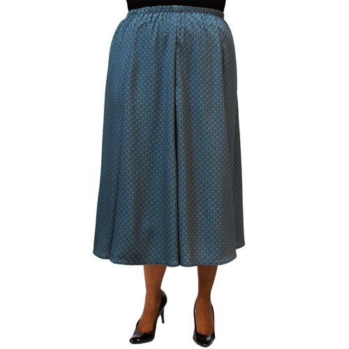 Jade Diamonds 8-Gore Plus Size Skirt