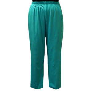 Jade Cotton Knit Pull-On Pant Women\'s Plus Size Pant