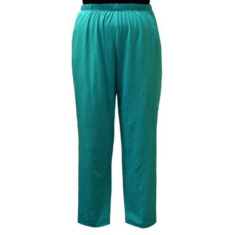Jade Cotton Knit Pull-On Pant Women's Plus Size Pant