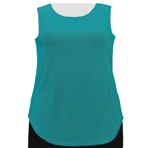 Jade Tank Top Women's Plus Size Tank Top