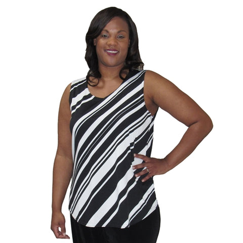 Tre Layering Tank Top Women's Plus Size Tank Top