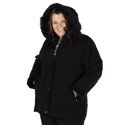 Giorgio Morandi Winter Coat Women's Plus Size Coat