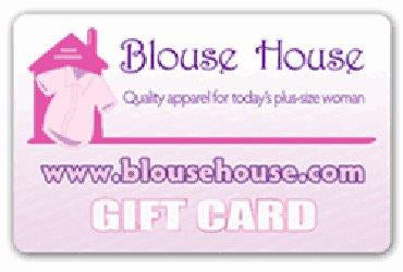 Blousehouse.com Gift Certificate