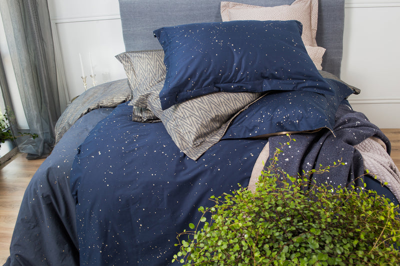 buy online navy and white bedding
