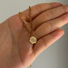 Load image into Gallery viewer, Mini Zodiac Necklace