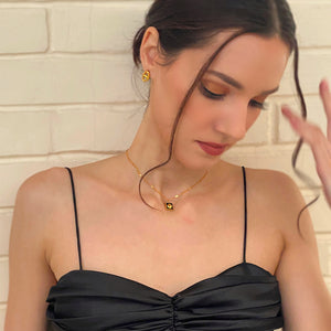 Dangling Chain Earcuff