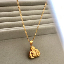 Load image into Gallery viewer, Laughing Buddha Necklace