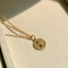 Load image into Gallery viewer, Little Stars Necklace