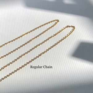 Dainty Chain Bracelet or Necklace