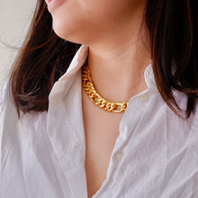 Load image into Gallery viewer, Iced Figaro Necklace