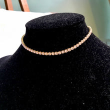 Load image into Gallery viewer, Tennis Diamond Choker