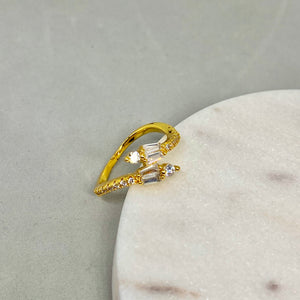 Jelene Diamond Ring
