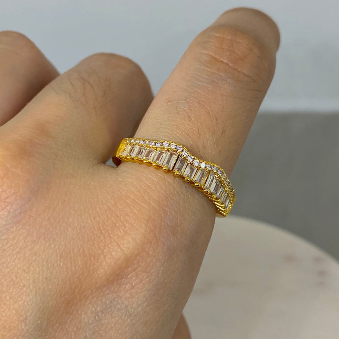 Glam Diamond Ring