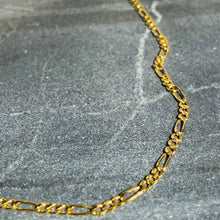 "Load image into Gallery viewer, Dainty Figaro Necklace - 16""/20"""