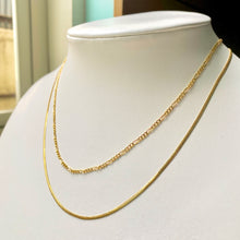 Load image into Gallery viewer, Fine Cuban Snake Chain - 18""