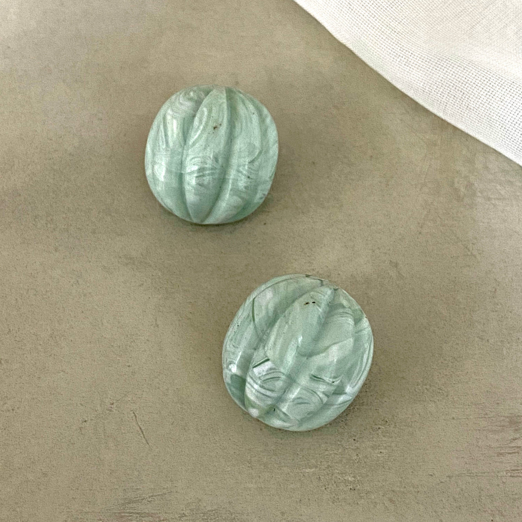Vintage Mint Candy Posts