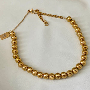 Diana Bead Necklace
