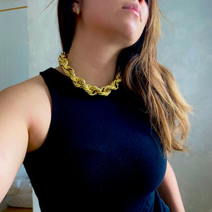 Giga Rope Necklace