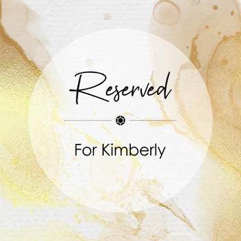 For Kimberly - 5th Installment for Diamond Studs