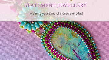 Can you wear Statement Jewellery everyday? I say yes!