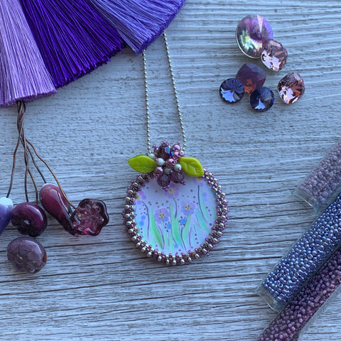 handmade jewellery components