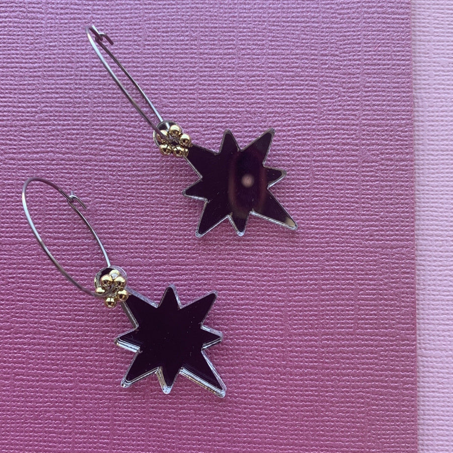 Christmas Earrings - On A String