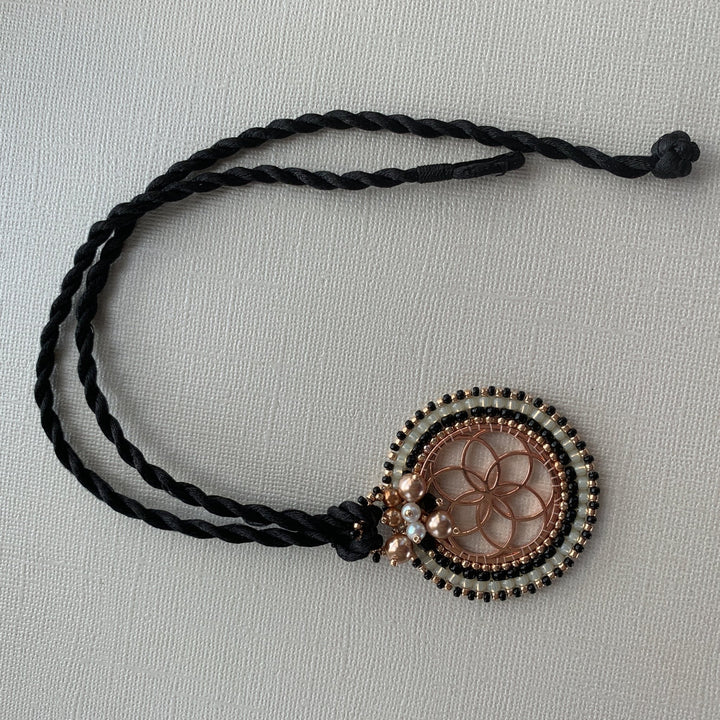Mandala Pendant - On A String