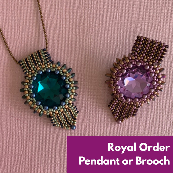 Royal Order Virtual Workshop (18th November) - On A String