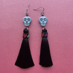 Skull Tassels - On A String