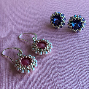 Sparkly Studs or Dangles Virtual Workshop (23rd September) - On A String