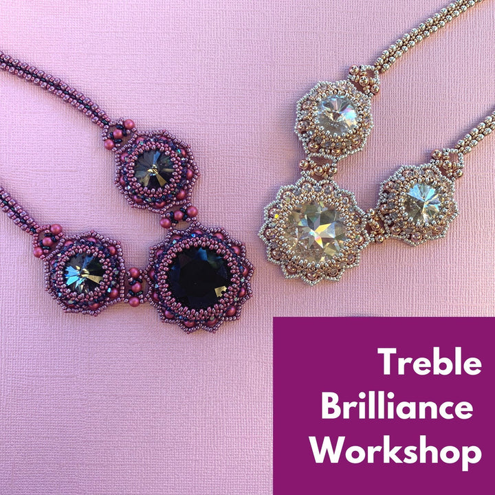 Treble Brilliance Virtual Workshop (21st & 28th November) - On A String